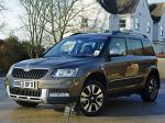 Skoda Yeti OutDoor Laurin & Klement 2014 года