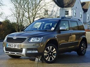 Skoda Yeti OutDoor Laurin & Klement