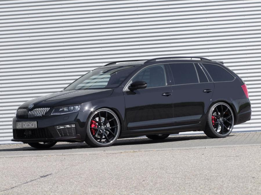 Skoda Octavia RS 230 Combi by JE Design