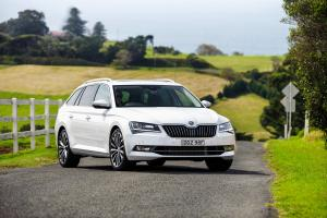 2016 Skoda Superb Wagon 4x4