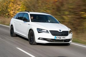 2016 Skoda Superb Wagon 4x4 SportLine