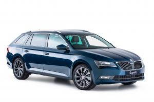 Skoda Superb Wagon 2016 года