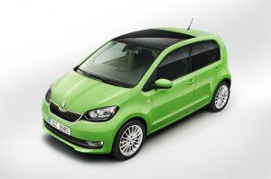 Skoda Citigo 5-Door 2017 года (WW)