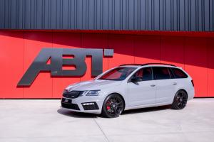 2017 Skoda Octavia RS Combi by ABT