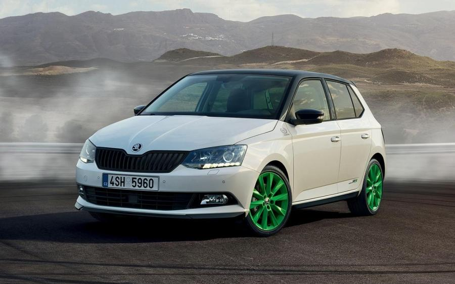Skoda Fabia Limited Edition (NJ) (WW) '2018