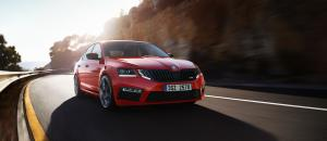 2018 Skoda Octavia RS 245 Challenge Plus Package