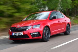 2018 Skoda Octavia vRS 245 Challenge Plus Package