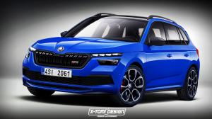 2019 Skoda Kamiq RS by X-Tomi Design