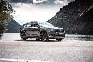 Skoda Kodiaq RS by ABT 2019 года