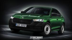 2019 Skoda Octavia Base Spec by X-Tomi Design