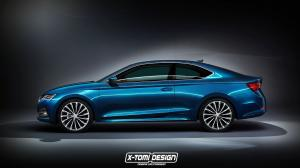 2019 Skoda Octavia Coupe by X-Tomi Design