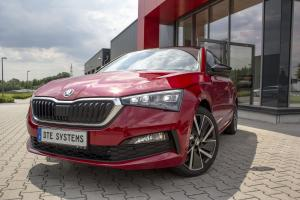 2019 Skoda Scala by DTE Systems