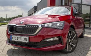 Skoda Scala by DTE Systems