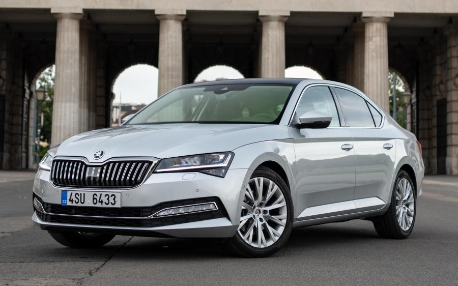 Skoda Superb (3V) (WW) '2019