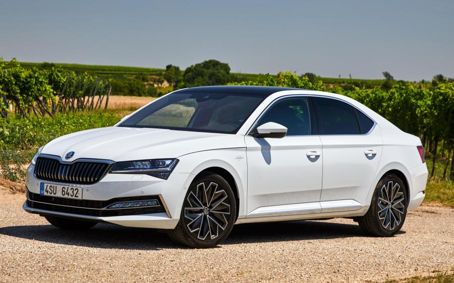 Skoda Superb 4x4 (WW) '2019