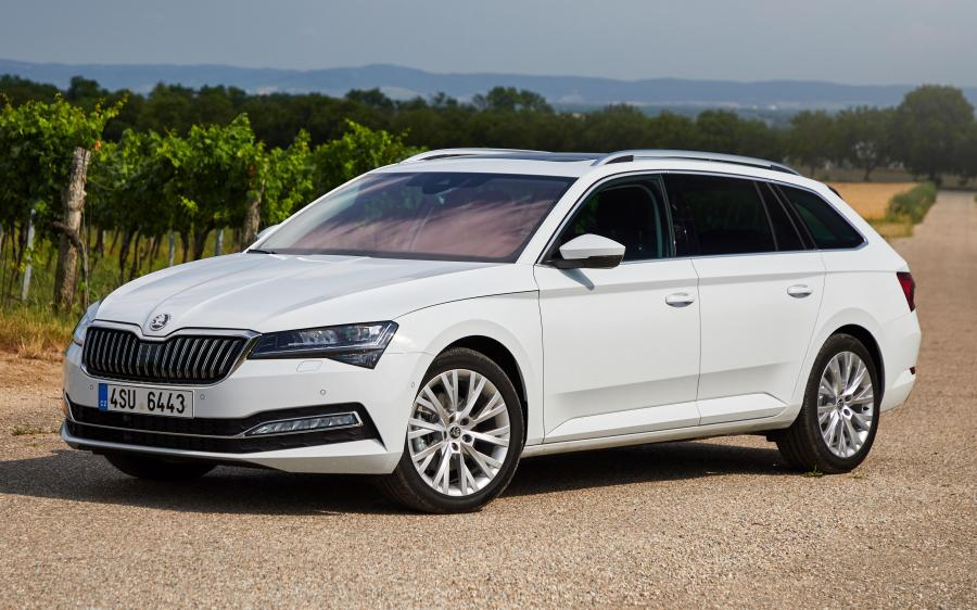 Skoda Superb Combi (WW) '2019