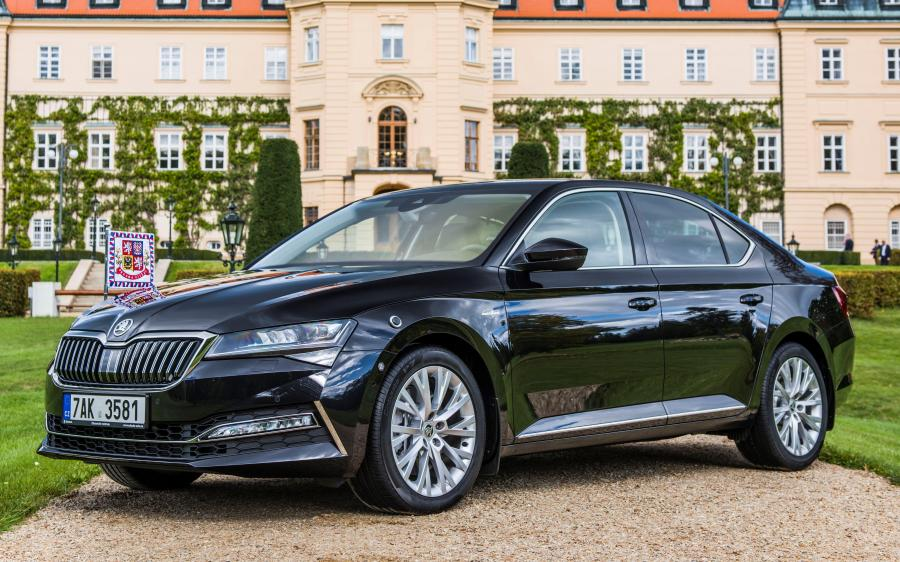 Skoda Superb Laurin & Klement Presidential '2019