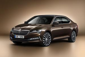 Skoda Superb Laurin & Klement 2019 года