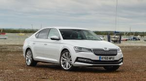 2019 Skoda Superb iV