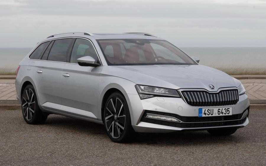 Skoda Superb iV Laurin & Klement Combi (3V) (WW) '2019