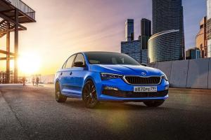 2020 Skoda Rapid Hockey Edition