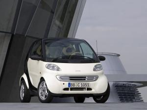 Smart City Coupe 1998 года