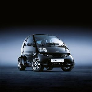 2002 Smart City Coupe 1st Edition by Brabus