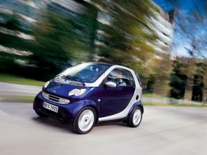 2002 Smart City Coupe