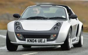 Smart Roadster by Brabus (UK) '2003