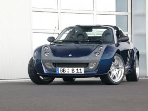 2003 Smart Roadster Bluewave by Brabus
