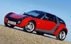 Smart Roadster Coupe (UK) '2003