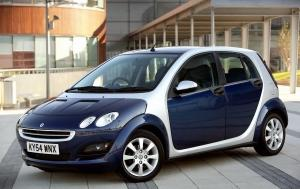 Smart ForFour 2004 года