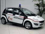 Smart ForFour First Responder 2004 года