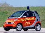 Smart ForTwo Feuerwehr 2004 года