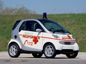 Smart ForTwo First Responder 2004 года