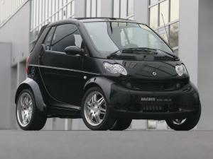 Smart ForTwo Black Star 101 by Brabus 2006 года