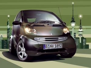 2006 Smart Fortwo Camouflage
