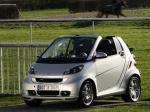 Smart ForTwo Cabrio by Brabus 2007 года
