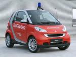 Smart ForTwo Feuerwehr 2007 года