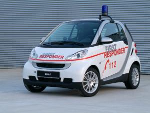 Smart ForTwo First Responder 2007 года