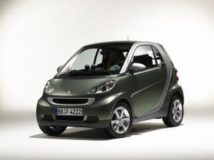 Smart ForTwo Edition Limited One Coupe 2007 года