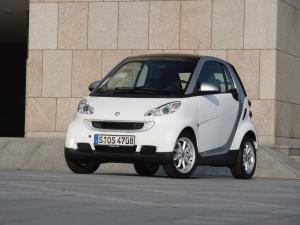 2007 Smart ForTwo Micro Hybrid Drive