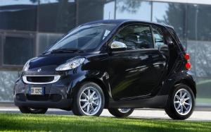 Smart ForTwo Black Tie 2008 года