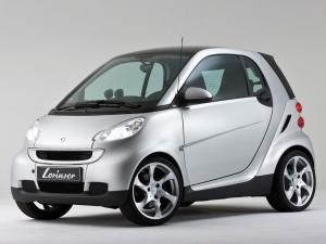 2008 Smart ForTwo Cabrio by Lorinser