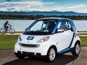 2008 Smart ForTwo car2go