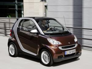 2009 Smart ForTwo Edition Highstyle