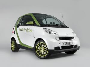 2009 Smart ForTwo Electric Drive Coupe