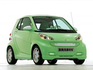 2009 Smart ForTwo Electric Drive Cabrio by Brabus