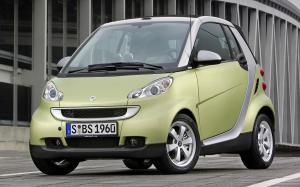Smart ForTwo Limited Three Edition 2009 года