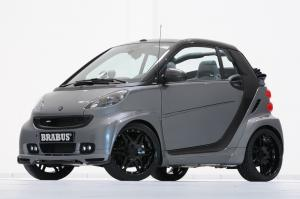 2009 Smart ForTwo Ultimate R Cabrio by Brabus